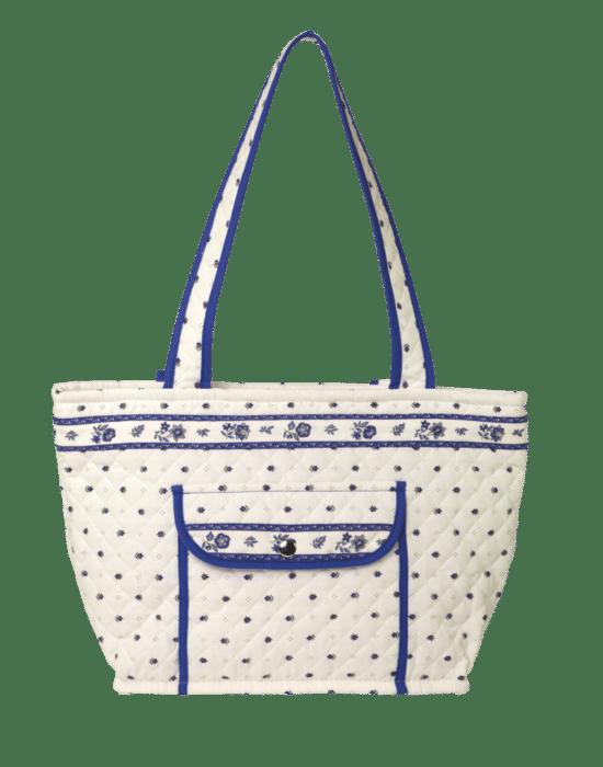 Sac Shopping - Calisson / Fleurette